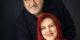 عکس قدیمی از بازیگر زن ایرانی در شب عروسی اش