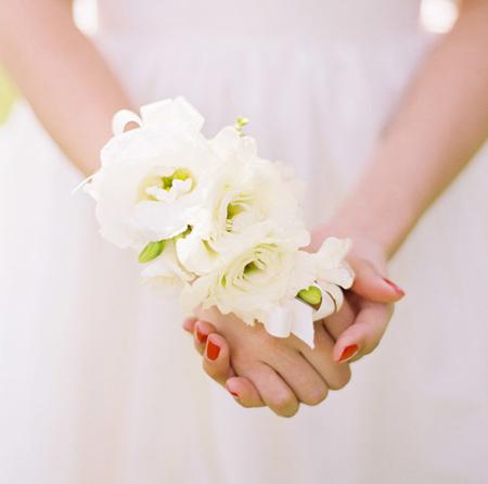 جدیدترین مدل دسته گل های دور مچ عروس