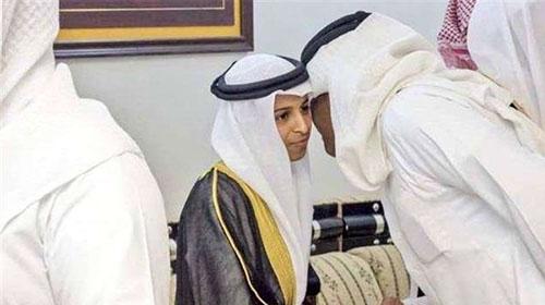 این دو کودک عرب پدر و مادر شدند (عکس)