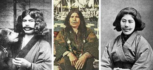 مدل های عجیب و خنده دار آرایش در طول تاریخ