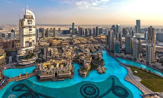 عکسهایی از پنت هاووس 53 میلیارد تومانی در دوبی