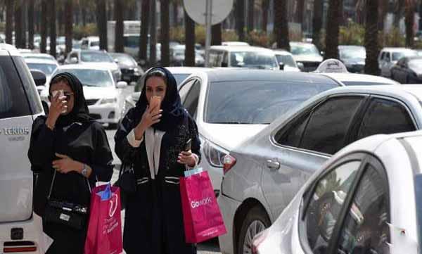 رانندگی و مدل ماشین های دختران عربستانی (عکس)