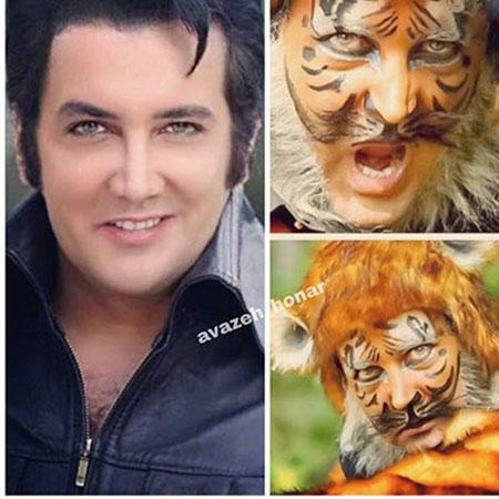عکس های جدید از بازیگران و چهره های مشهور در اینستاگرام