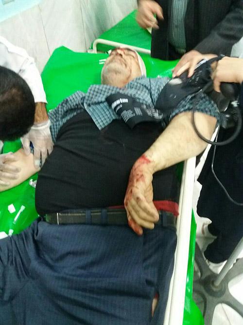 تصادف مرگبار یکی از مسئولان ستاد اربعین آستان قدس (عکس)