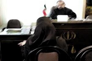 خواستگاری پسر نوجوان از دختر حامله در دادگاه (عکس)