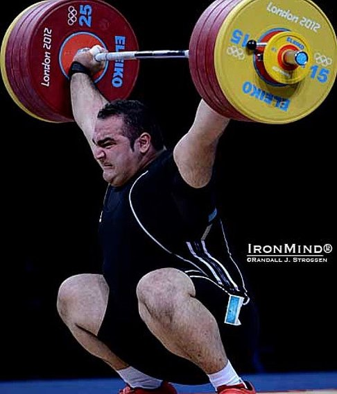 ابراز علاقه جان سینا ورزشکار مشهور جهان به بهداد سلیمی (عکس)
