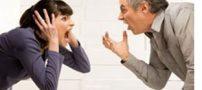 دعوای شدید زن و شوهر ایرانی در هواپیمای خارجی
