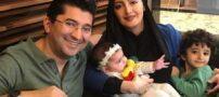 تبریک تولد شیلا خداداد توسط همسرش دکتر سرکارات (عکس)