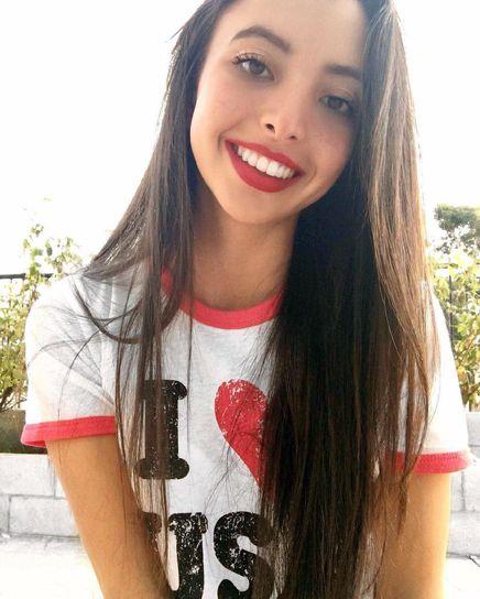 دختری که مدعی رابطه نامشروع با کریس رونالدوست (عکس)
