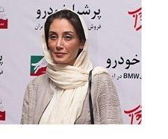 تسلیت هدیه تهرانی به زبان کردی برای زلزله کرمانشاه (عکس)