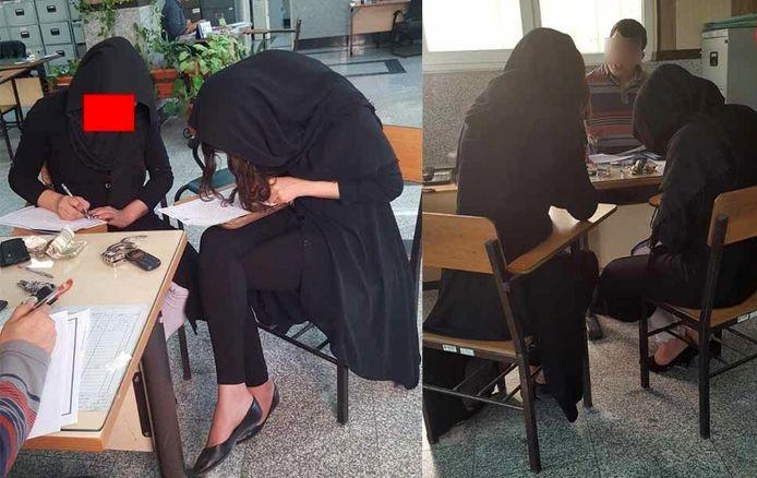 عاقبت رابطه نامشروع مردی با دو زن دوجنسه در تهران (عکس)