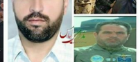 شهادت ارتشی فداکار حین کمک به مردم زلزله زده کرمانشاه (تصاویر)