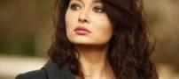 عکس سلفی بازیگر زن ترکیه ای در اصفهان