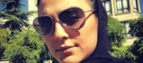 چهره خاص و جذاب هدی زین العابدین بازیگر سینما در آتلیه