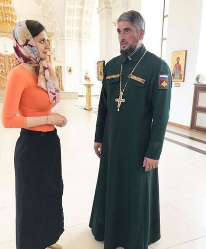 عکس های زیباترین زن وزارت دفاع روسیه
