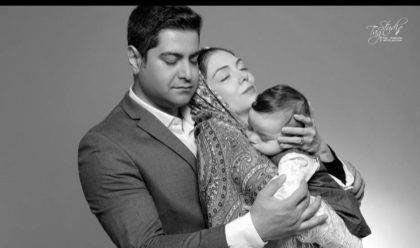 آزاده نامداری و جدیدترین عکس جنجالی و خانوادگی