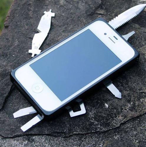 عکس های دیدنی از عجیب ترین قاب های موبایل