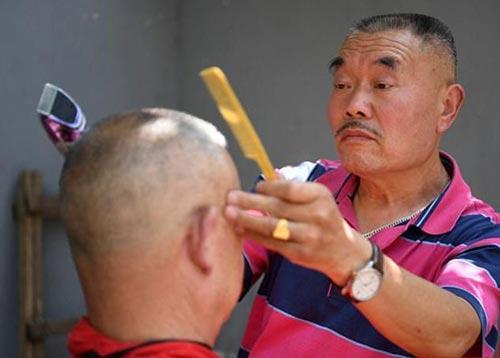 عکس های ترسناک از اقدام جدید آرایشگران چین