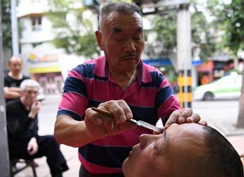 اقدام عجیب و جدید آرایشگران چین