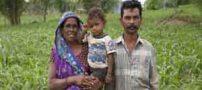 زایمان های زیاد این زن برای پسر دار شدن (عکس)