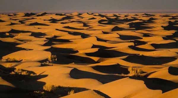 عکس های بی نظیر از کویر زیبای ایران
