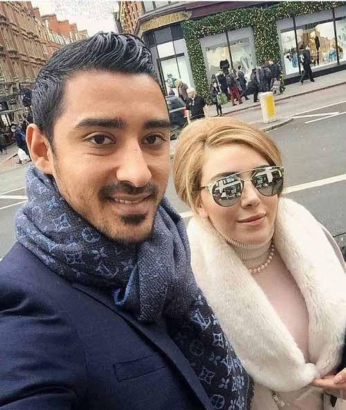 خبر جنجالی پدر شدن رضا قوچان نژاد (عکس)
