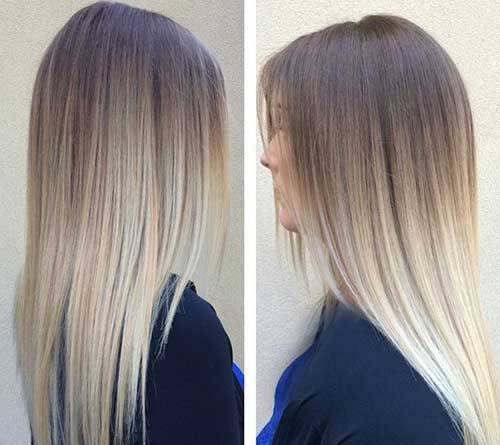 تفاوت رنگ موی آمبره و سامبره (عکس)