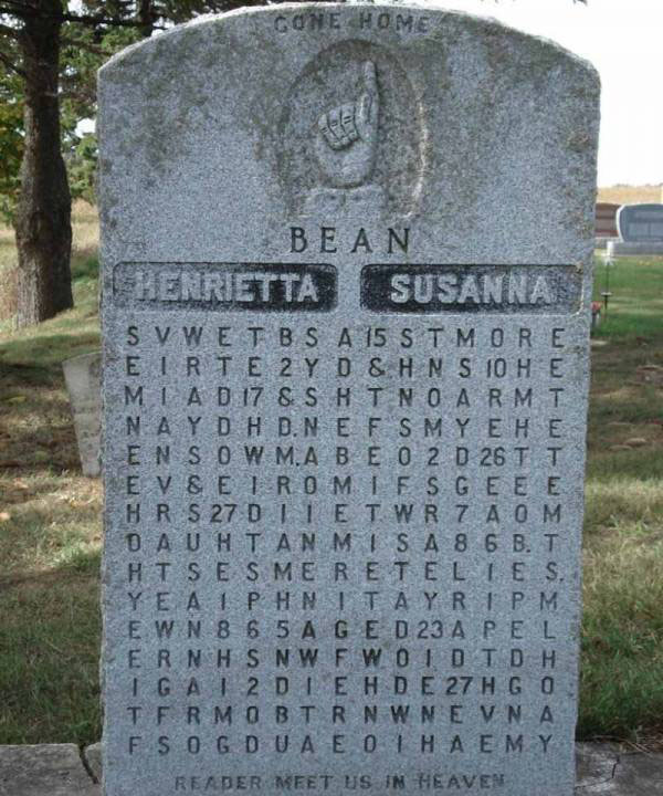 با مرموزترین سنگ قبرهای دنیا آشنا شوید