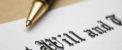 عجیب ترین وصیت نامه های دنیا (عکس)