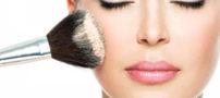 خطرات مداوم آرایش کردن خانم ها