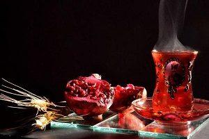 شعری زیبا از هوشنگ ابتهاج در مورد شب یلدا