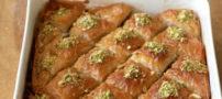 طرز تهیه شیرینی مخصوص شب یلدا