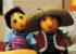 کلاه قرمزی 97 با عروسکهای جدید و بامزه (عکس)