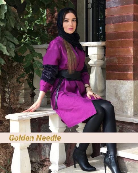 عکس های زیبا از متین ستوده به عنوان مدلینگ