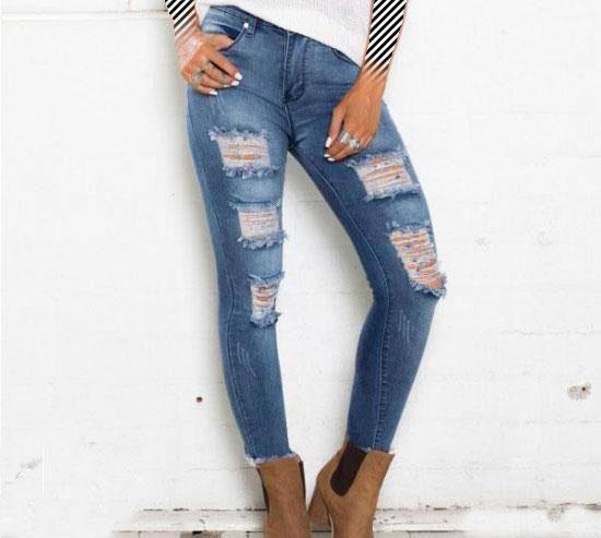 جدیدترین و شیک ترین مدل شلوار جین