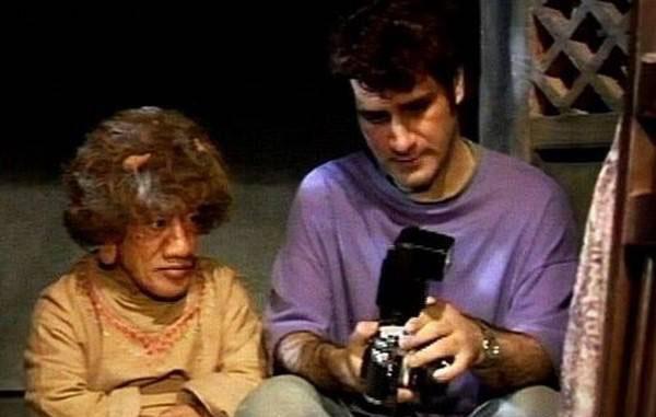 کابوس دهه شصت سریال پر خاطره ی سمندون (عکس)