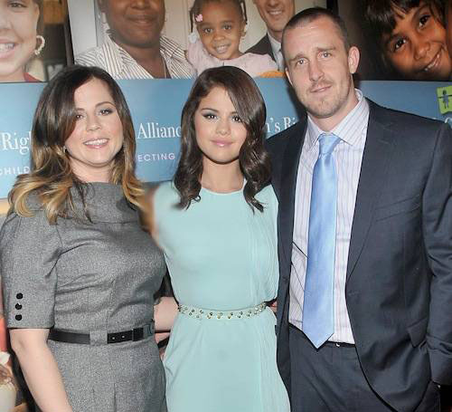 دعوای سلنا گومز و خانواده اش بر سر جاستین (عکس)