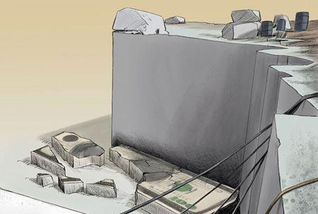 مجموعه ای از کاریکاتورهای طنز روز در ایران