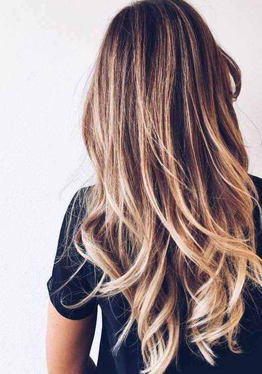 رنگ موی مد زمستان امسال چیست (عکس)
