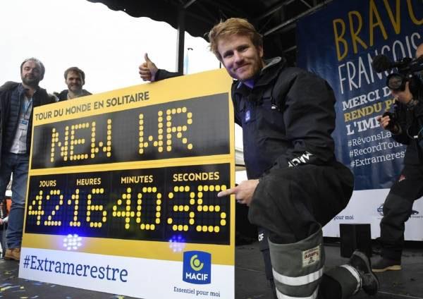 این پسر رکورد سفر دور دنیا را شکست (عکس)