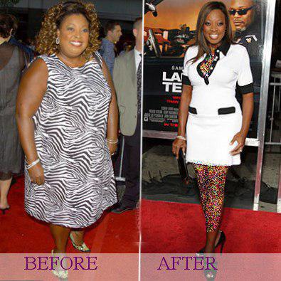 کاهش وزن 70 کیلویی این خانم سرشناس (عکس)