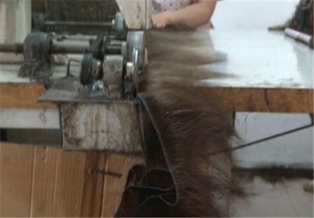 استفاده های شگفت انگیز از موی انسان (عکس)