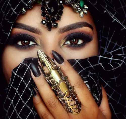 عیش و نوش مردان هوس باز با زیباترین زنان فاحشه رستوران برج العرب