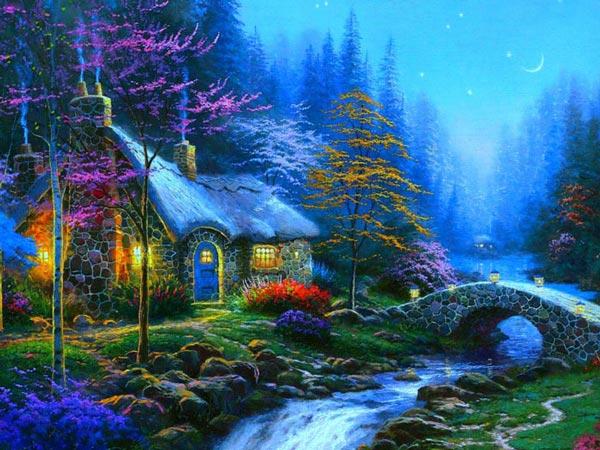 نقاشی های بسیار شگفت انگیز و زیبا