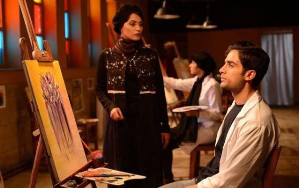 اکران فیلم جدید هومن سیدی و نیکی کریمی (عکس)