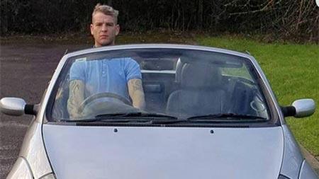 سوتی خنده دار راهنمایی و رانندگی (عکس)
