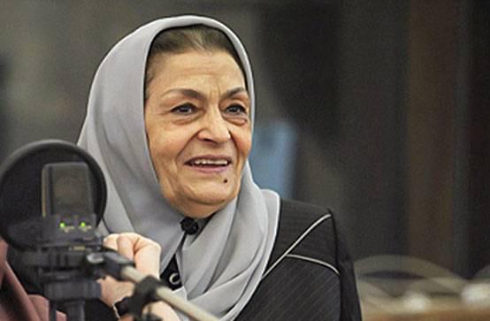 فعالیتهای ژاله علو در آستانه 90 سالگی (عکس)