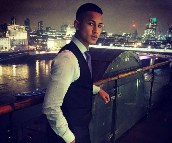 فوتبالیستی جوان که از مسی هم پولدارتر است (عکس)