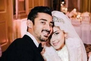 کیک بارداری سروین بیات همسر قوچان نژاد