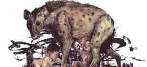 کودکانی با خلق و خوی حیوانی و وحشی (عکس)